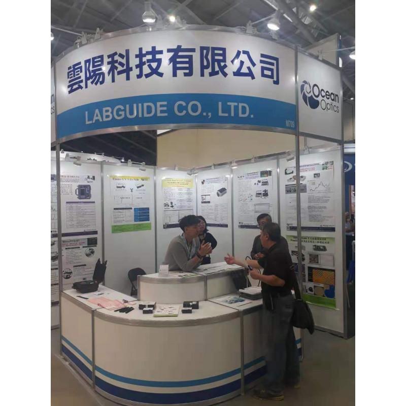 2019年 10月16日~ 10月18日 台北國際光電大展參展