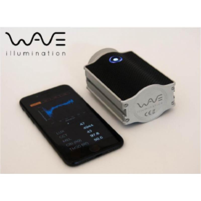 WaveGo 監控植物生長光合作用