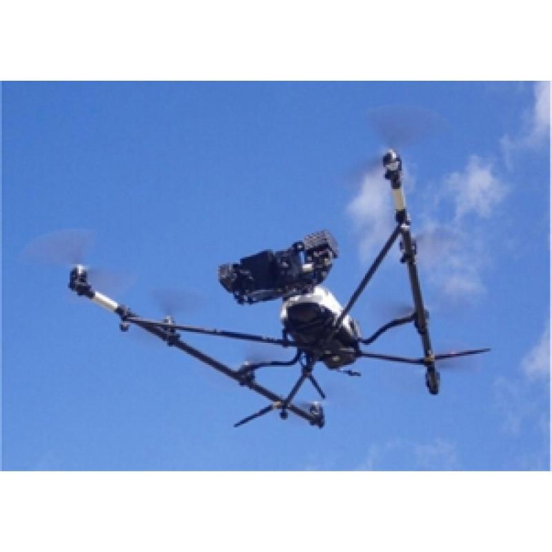 sts微型光譜儀應用搭配無人機(艾思特能源合作)