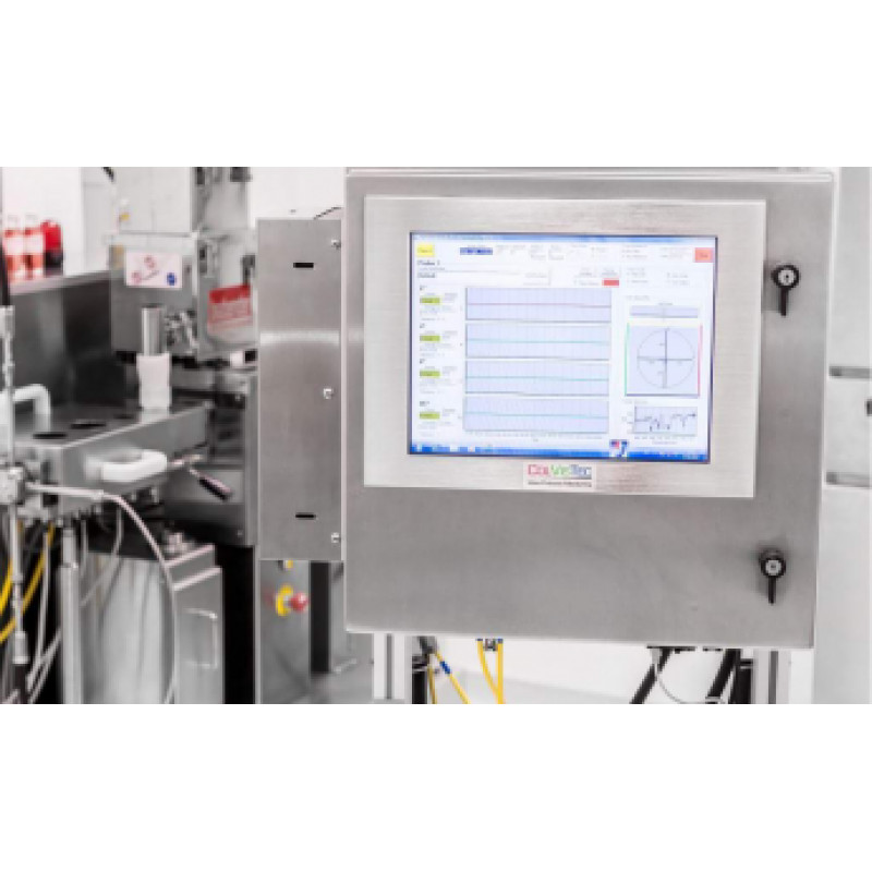 ColVisTec工業線上測量系統