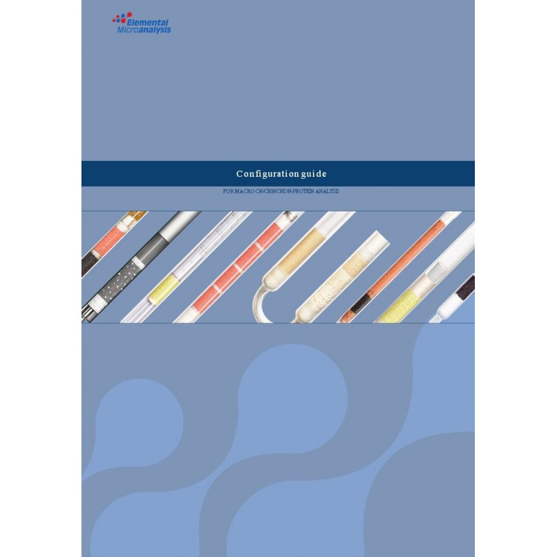 Macro-大量樣品量的碳氮氫硫氧元素分析儀耗材