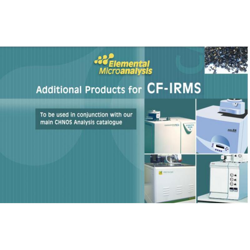 IRMS 同位素比值質譜元素分析儀耗材